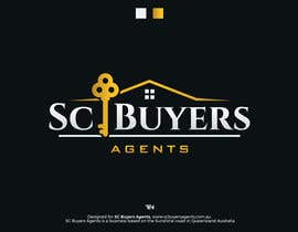 nº 5 pour Real Estate Buyers Agents need a logo design par tituserfand