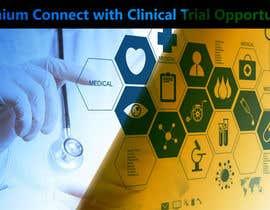 nº 2 pour Design a banner for clinical research web app par ammanyousuf