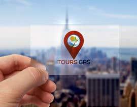 nº 120 pour To design a logo for Tours GPS par safiqul2006