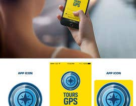 #95 for To design a logo for Tours GPS by Naumovski