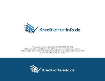 #50 for Logo for kreditkarte-info.de by FoqiGraphics