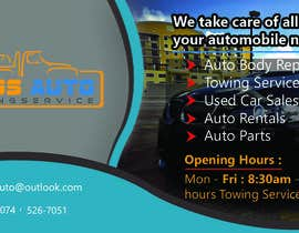 nº 29 pour King's Auto Facebook Ad Banner par ibrahimbd2042