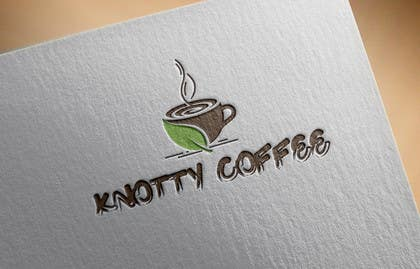 #43 for Coffee shop logo by imdipuomar