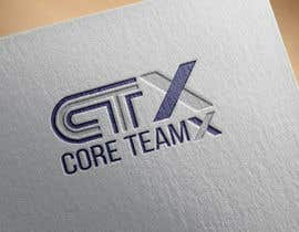 "#286 for CRB ""Core Team X"" Logo by gdmsohelparvez"