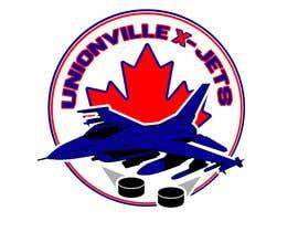 nº 6 pour Design a Hockey Jersey Logo par aishaelsayed95