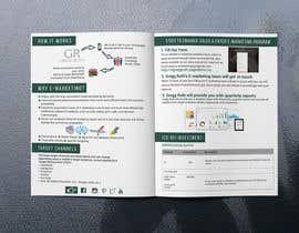 Nro 8 kilpailuun Brand/Design a Brochure käyttäjältä ROCKdesignBD