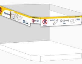 Nro 1 kilpailuun Trade-show booth header banner käyttäjältä kunal83