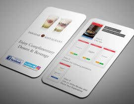 #10 for Design some Business Cards size with promo cards by smartghart
