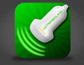 #76 untuk Icon or Button Design for iSonographer Iphone App oleh twocats
