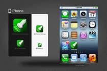 Graphic Design Inscrição do Concurso Nº75 para Icon or Button Design for iSonographer Iphone App