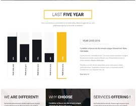 #14 for Design Website with infographics for crypto currencies by tobek90