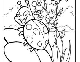 #7 for 5 Nature-Based Coloring Pages Needed by kirasicart