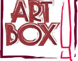 #45 for Design a Logo - ART BOX by Emilian12
