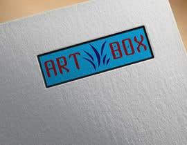 #41 for Design a Logo - ART BOX by RafeursDesign