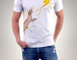 #22 for Design a T-Shirt_command lightning by samazran
