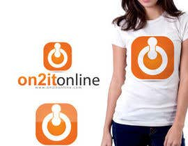 #77 cho Logo Design for on2itonline bởi mossabinfo