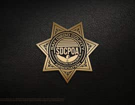 nº 44 pour Design a Logo for the SDCPOA the San Diego County Probation Officers Association par squadesigns