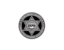 nº 77 pour Design a Logo for the SDCPOA the San Diego County Probation Officers Association par jakirhossenn9