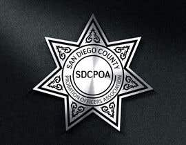 nº 63 pour Design a Logo for the SDCPOA the San Diego County Probation Officers Association par nahid99h