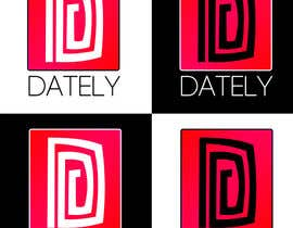 #2 for Dately Logo by rafaelhs