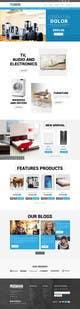 Icône de la proposition n°42 du concours Re-design teh layout to our website homepage