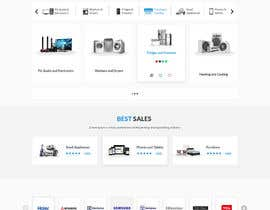 #52 for Re-design teh layout to our website homepage by WebrandTechno