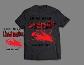 #29 for Design a T-Shirt_Crime_Wear (save the city)v1 by Jonmartin385