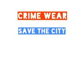 #101 for Design a T-Shirt_Crime_Wear (save the city)v1 by RafeursDesign
