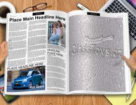 #16 for Creative logo design for GlassToys.cz af Martinnelmb