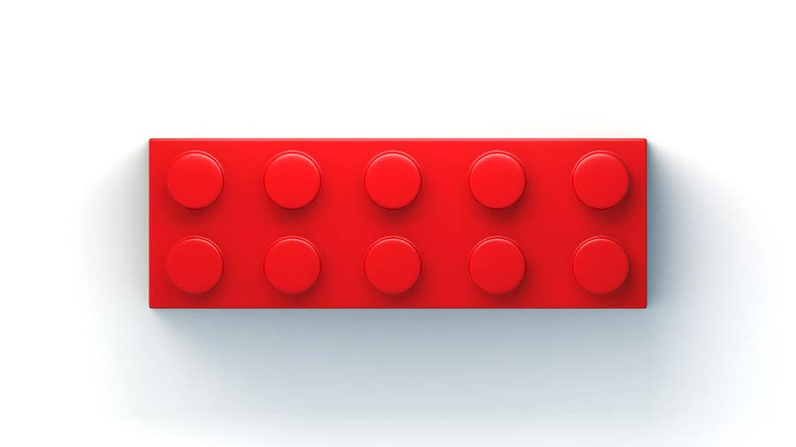 Proposition n°41 du concours 3D Rendering of a LEGO