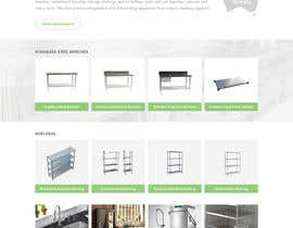 #129 for Redesign Website: Home Page, Category and Product Page by Poornah