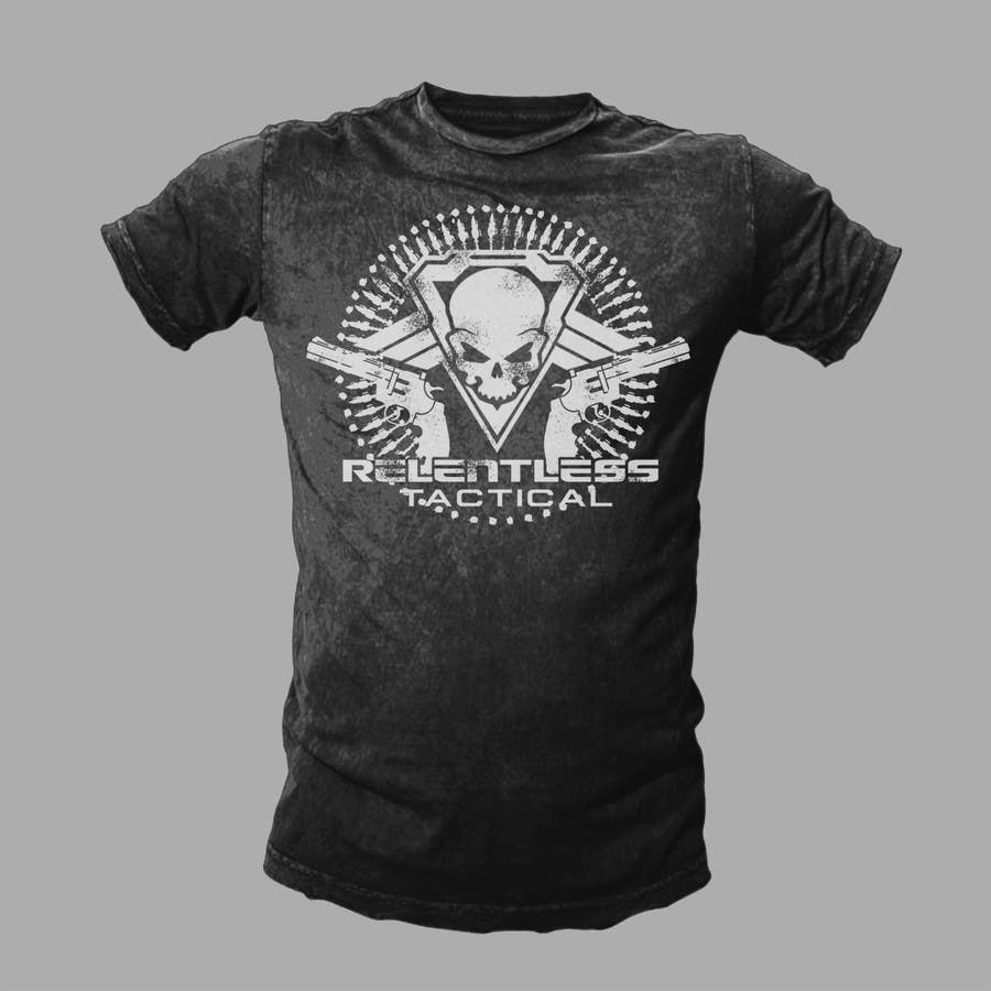 Proposition n°50 du concours Relentless Tactical is looking for cool T Shirt Designs!