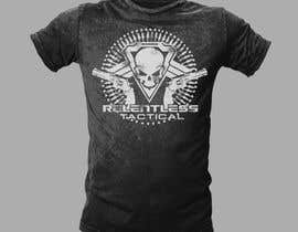 nº 50 pour Relentless Tactical is looking for cool T Shirt Designs! par blazedglory