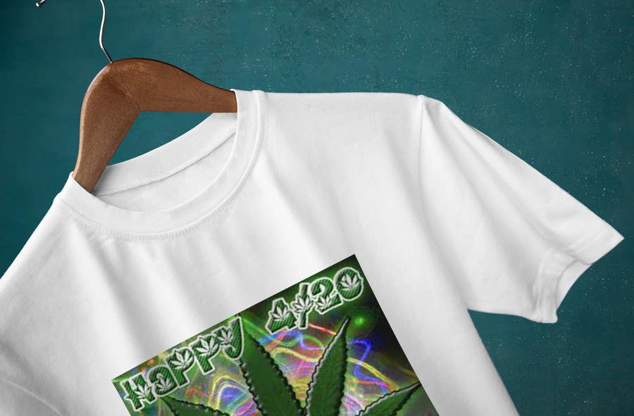 Contest Entry #82 for Design a 420 T-Shirt.