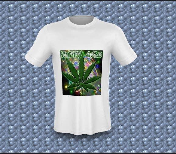 Contest Entry #83 for Design a 420 T-Shirt.