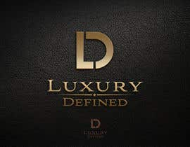 #105 para Logo Design for Luxury Defined por dimitarstoykov