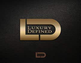 #107 para Logo Design for Luxury Defined por dimitarstoykov