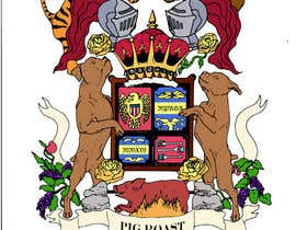 nº 16 pour Custom Medieval Coat of Arms par mrsbulldops96