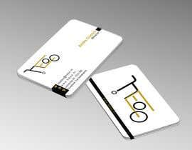 nº 282 pour Design new business card par imtiazmahmud80