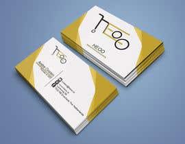 nº 181 pour Design new business card par gdalif99