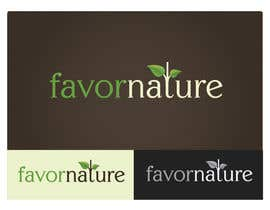 #404 for Logo Design for Favor Nature by RGranston