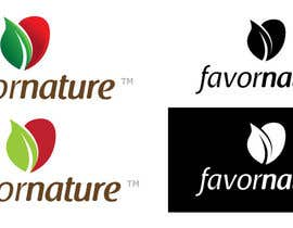 #149 para Logo Design for Favor Nature por Niedzwiedz