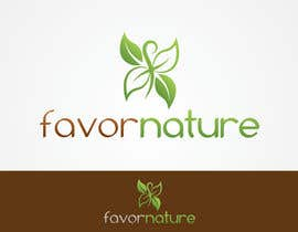 #424 for Logo Design for Favor Nature by coldxstudio