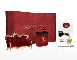 nº 9 pour Design POS Marketing Materials for DARKE CREME par StevenNieves