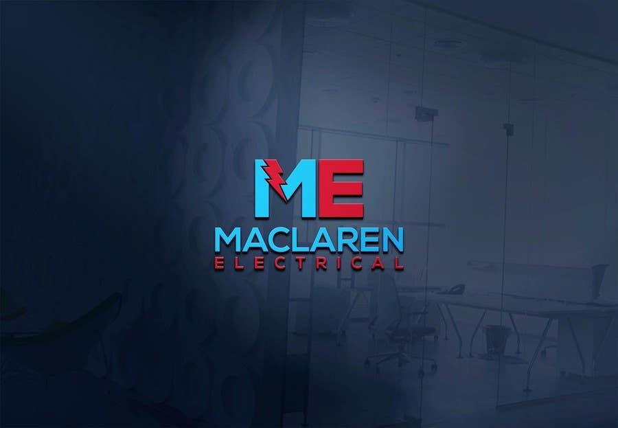 Proposition n°97 du concours 2 Logos: Maclaren Electrical & Maclaren Plumbing