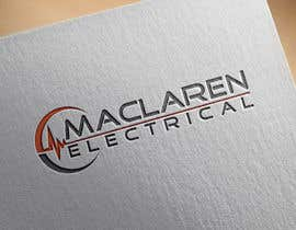 nº 111 pour 2 Logos: Maclaren Electrical & Maclaren Plumbing par Hawlader007