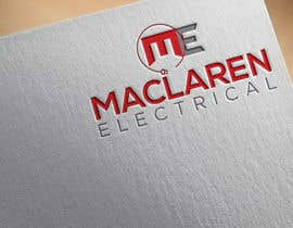 nº 123 pour 2 Logos: Maclaren Electrical & Maclaren Plumbing par osthirbalok