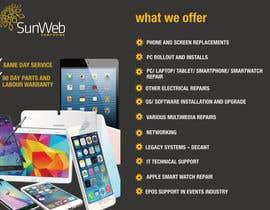 nº 18 pour Create Digital Advert/Flyer/Picture for Services Provided par valeriecasanova