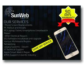 nº 9 pour Create Digital Advert/Flyer/Picture for Services Provided par naharnurunntrbdr