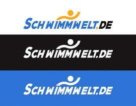 nº 10 pour Logo design for Schwimmwelt par atasarimci